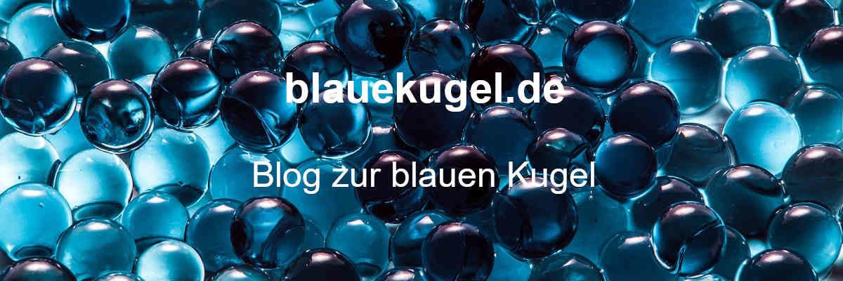 blauekugel.de - Blog zur blauen Kugel